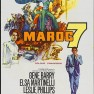 Maroc 7 (1967); Directed by Gerry O'Hara; Produced by Cyclone Films; Written by David Osborn; Distributed by J. Arthur Rank and Paramount Pictures