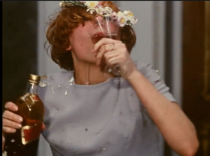 """Feasting in the 1966 film """"Daisies"""""""