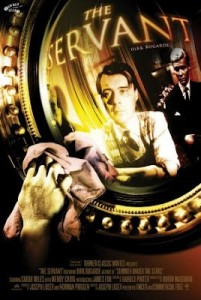 Poster Art for The Servant